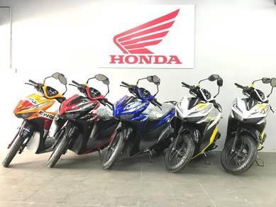 HONDA VARIO 150 READY STOCK (mega sales) CHERAS
