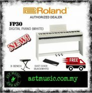 Roland FP-30 fp30 Digital Piano (white)