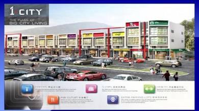 One City 2 & 3Storey New Shoplot   Juru Autocity