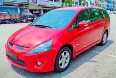 Used Mitsubishi Grandis for sale