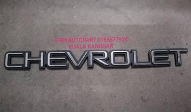 Emblem Chevrolet