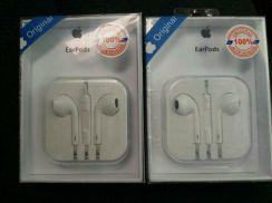 Earphone iphone earpods