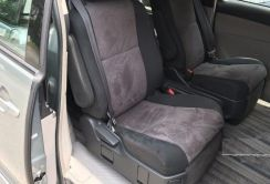 Toyota Estima 08 7 seater cushion seat railing NFL