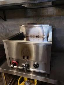 Deep Fryer 17L Auto Temp