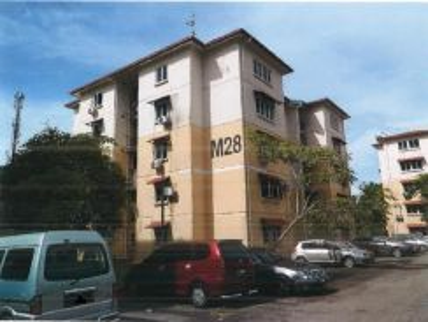 Apartment Taman Mutiara, Kg Sungai Bedaun, Labuan