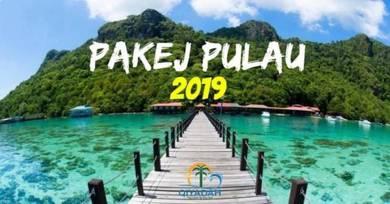 Pakej ke Pulau Tioman