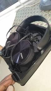 Sony headphone 🎧 stereo