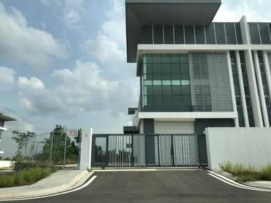 Factory For Rent 🏬pasir gudang .