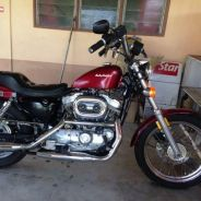 1995 Harley-Davidson XLH Sportster 883