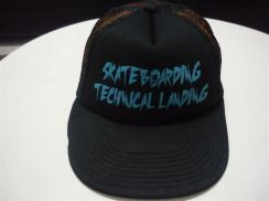 Topi SKateboarding Technical Landing Mesh trucker
