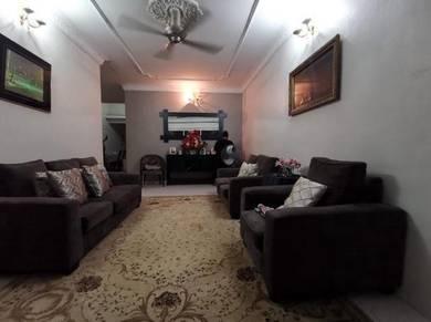 105%Loan 0%Down Payment 1 Storey Terrace Taman Melawis Klang
