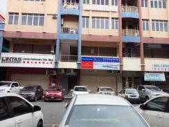 First Floor, Lintas Square
