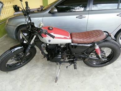 Modenas jaguh custom