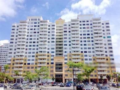Condominium Vista Millenium, Puchong, Fully Renovated & Furnished