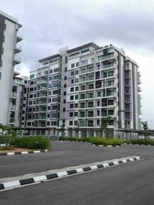 Brand New Ready Unit P'Residence Condo At Batu Kawa