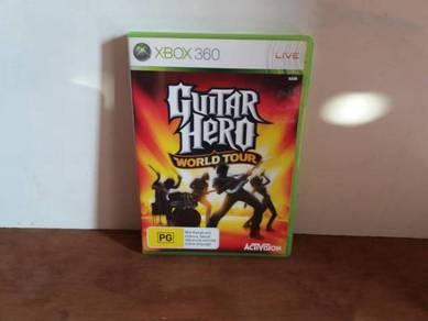 CD XBOX360 Guitar Hero