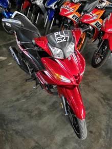 Yamaha Lagenda 115Zi - Secondhand