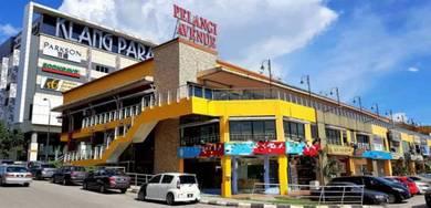 Klang Parade Pelangi Avenue grd floor shop 26x88, tenanted 8k