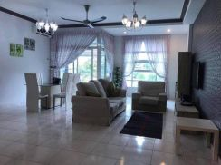 SRI YORK FURNISHED near PMC GH Hospital Han Chiang 4 ROOMS Penthouse