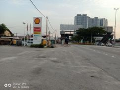 Shell station and land for sale