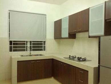 FullyFurnish Sri Subang Apartment 850sf 3r2b Bandar Sunway Taman Sri