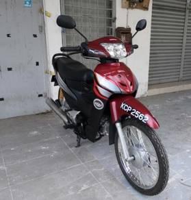 Motor Wave 100 R