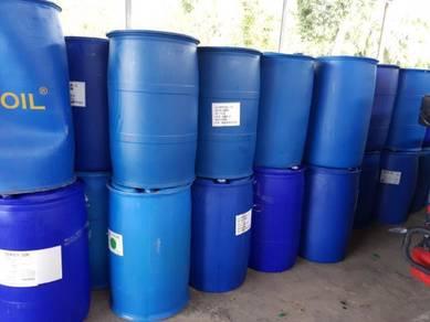 Blue barrel tong biru drum besi metal drum