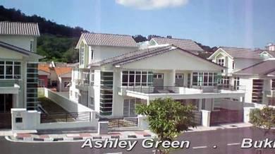 Ashley Green 2.5 storey Semi D Gelugor