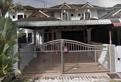 Double Storey Terrace House Tmn Sentosa Mentakab