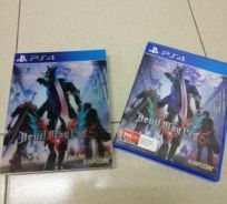 PS4 Devil May Cry 5 + 3D Case [Used]