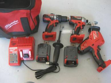 Milwaukee 2695-24 M18 Li-Ion Cordless