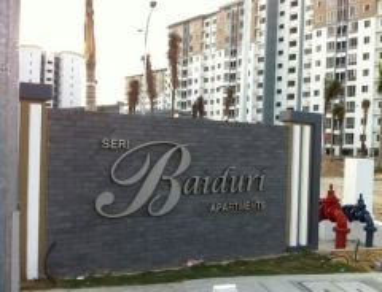 Seri Baiduri Apartments Setia Alam 920sf BelowMarket Renovated F/Loan