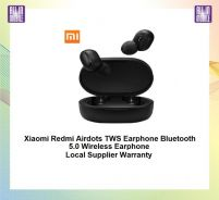 Xiaomi Redmi Airdots Earphone Bluetooth - Blk