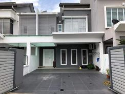 (LOAN Rejected Unit) 22x70 Kajang Gated New 2 Storey FREEHOLD