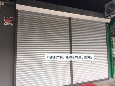 Roller Shutter Door service reparing