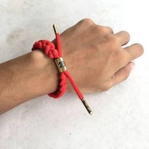 Rastaclat bracelet