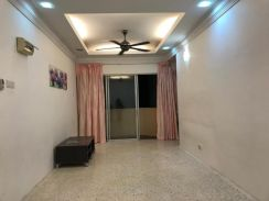 MURAH DAN CANTIK renovated SRI RAYA APARTMENT ukay perdana ZOO ampang