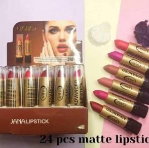 Jana advanced lipstick matte. New arrival!!