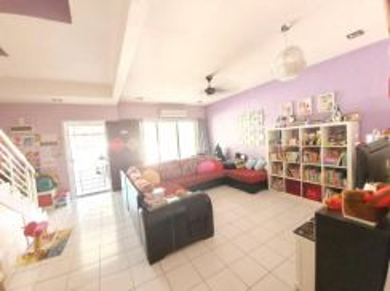 (RENO UNIT) 2 Storey Terrace House Amethyst 1 Kota Emerald East Rawang