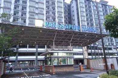 Pangsapuri Damai Taman Sri Muda 1067sf BelowMarket BigUnit Full/Loan