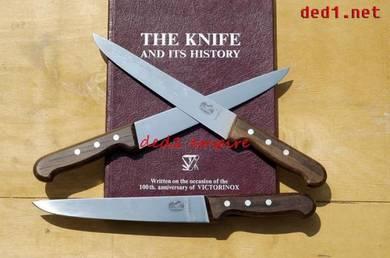 VICTORINOX - pisau daging 8