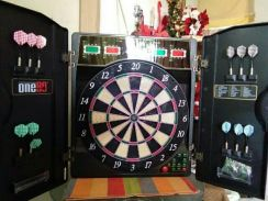 Electronic Dartboard Set
