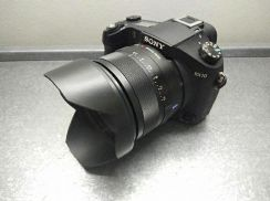 Sony rx10 mark one