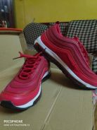 Shoes nike red for sale