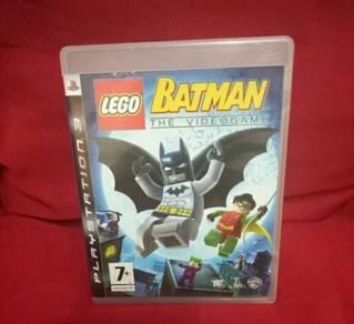 Ps3 Lego Batman The Movie