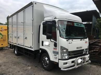 2019 Isuzu new Lorry