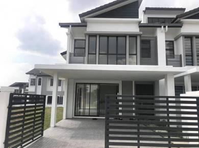 Rumah Mampu Milik 24x85 FreeHold 2-Story House, Bukit Jalil