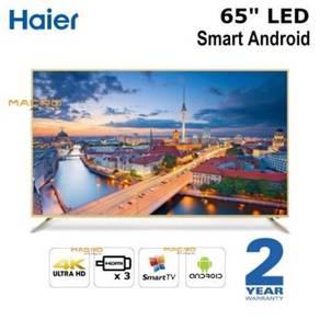 Haier Smart Tv 4K 65