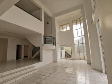 Penthouse Duplex Kemuncak Section 9 Sri Mahligai Seksyen 9 Free SNP
