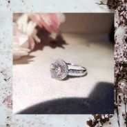 Engagement Ring/Ring Gift - Code R04